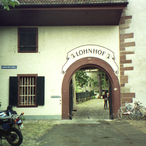Lohnhof, Basel