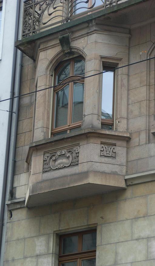 Falknerstrasse 2, Basel
