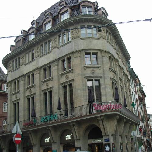 Singerhaus, Basel