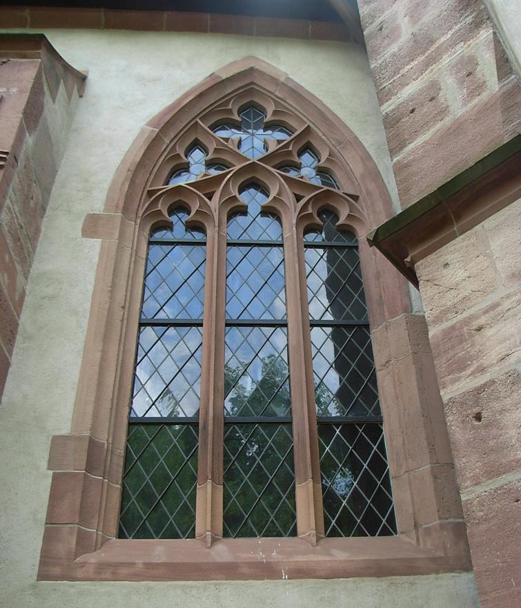 Kirche Lohnhof, Basel